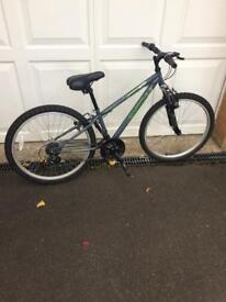 "Boys 24"" Halfords bike"