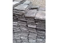 Reclaimed Roof slate For Sale only 0.40p each