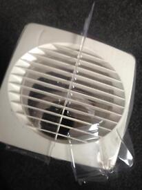 115mm Shower Fan Kit Brand New
