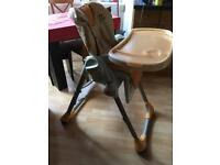 Baby high feeding chair in great condition