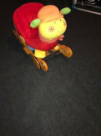 BABY SEATING TOY(EXCELLENT CONDITION)
