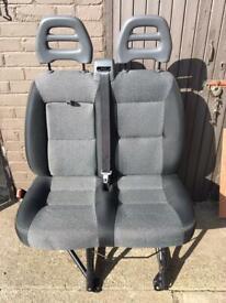 Ducato, relay, boxer passenger seats