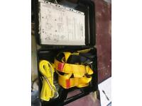 Ridgegear Safety Harness in storage box.