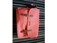 Storksak ashley coral changing bag