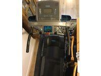 York Fitness folding Treadmill very good condition