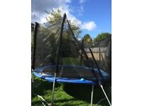 12 ft trampoline net ( new )