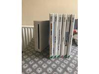 Nintendo Wii Bundle + Games + Balance Board