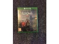 Halo wars 2 Xbox one game brand new
