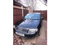 Audi A4 1.6 2 owners - spares or repair