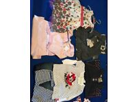 BRAND NEW Baby Girls Clothes Bundle 12-18mths