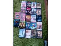 72 dvd's for sale