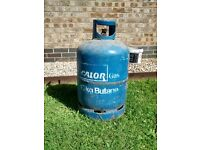 Empty ...15kg Calor gas bottle for sale first one to collect £10