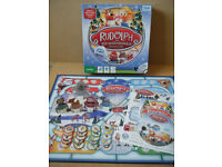 """""""RUDOLPH THE RED NOSED REINDEER DVD game"""". By Screen-Life 2002 Complete."""