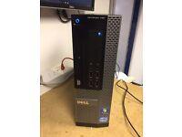 Dell Optiplex 790 Mini Tower PC. Intel i3. 4GB RAM. Great Value!
