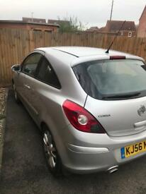 Vauxhall Corsa sxi 1.2 85k Low Milage swaps something with mot Audi 1.8t 1.8 turbo