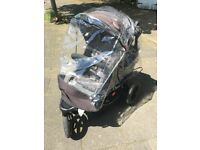 phil and teds dot buggy for 1 or 2 kids