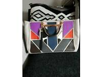 River island bag and matching purse
