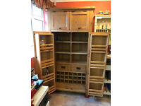 Montague Oak Larder - Cotswolds Company