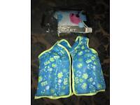 Swimming jacket size 2-3