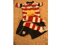 Rosslyn Park rugby kit juniors