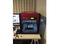 *MOVING* 3D Printer: XYZ Da Vinci Pro 1.0