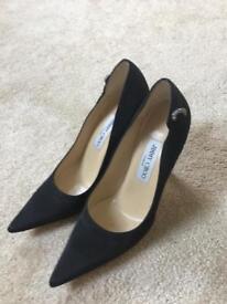 Black Jimmy Choo heels