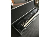 Roland RD 700GX stage piano with flight case