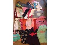 Girls 2-3 bundle of clothes