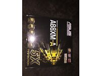 Asus A88XM-A Motherboard for sale, never used still in box,