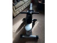 Reebok rowing machine - foldable, good quality, £70 ono