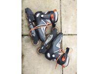 MY SKATE ROLLER BLADES/INLINE SKATES SIZE 7.5 UK (EUR 41)