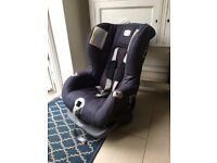 Britax car seat-well cared for