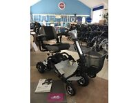 Quingo Air 3 / 4 / 5 Wheel  Electric Powered Mobility Scooter Power Chair