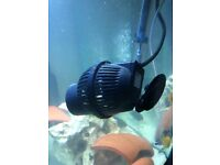 Fish tank wave maker