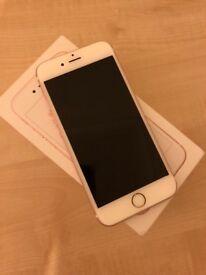 iPhone 6s 16 gb rose gold factory unlocked