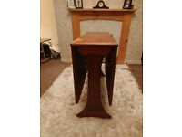 Drop Leaf Dining Table + Chairs