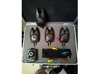 Optonic bite alarms X 4