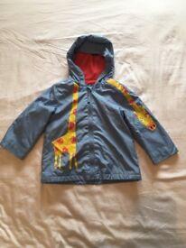 12-18m summer jacket