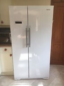 American fridge freezer. vgc
