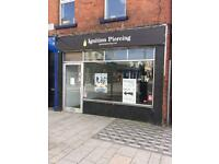 Prime Lisburn Retail unit to let
