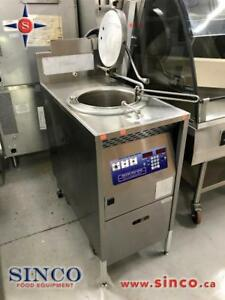 BROASTER 1800 PRESSURE COOKERS
