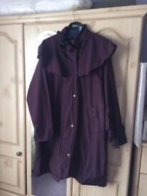 TARGET DRY Ladies 3/4 Length Coat - Waterproof & Weatherproof