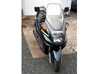 Yamaha YP 250cc Majesty Scooter. First registered 07/02/2000