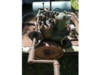 Stuart Turner P5 marine engine