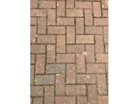 Bricks for block paving