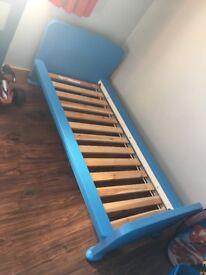 Ikea Mammut kids single bed