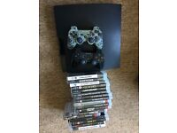 Ps3 320 gb great condition