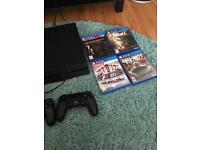 PS4 for sale (1tb)