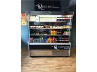 Full Refrigerated Williams Gem Grab & Go Counter