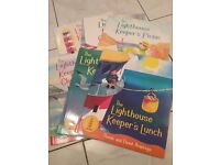 Lighthouse Keepers book collection